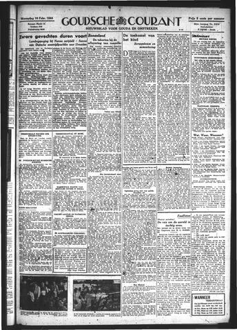 Goudsche Courant 1944-02-16