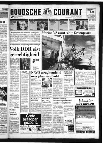 Goudsche Courant 1989-12-05