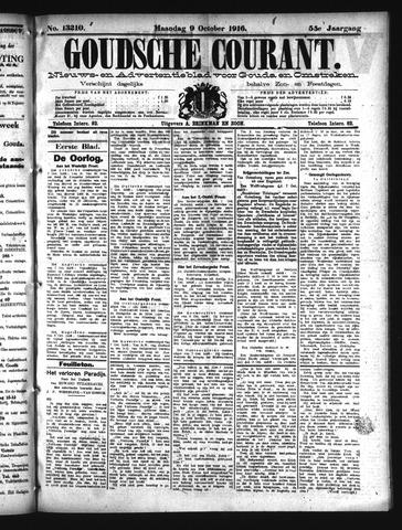 Goudsche Courant 1916-10-09