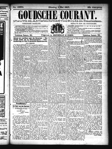 Goudsche Courant 1917-05-01