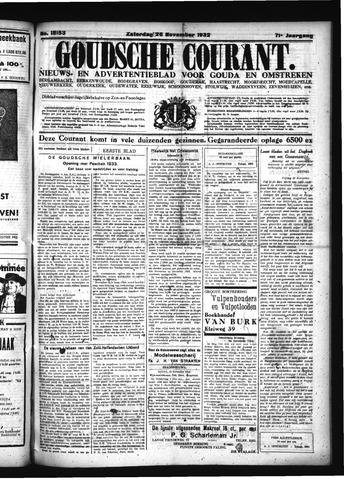 Goudsche Courant 1932-11-26