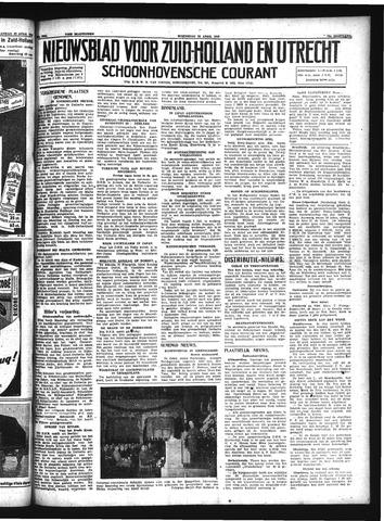 Schoonhovensche Courant 1942-04-22