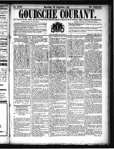 Goudsche Courant 1921-08-22
