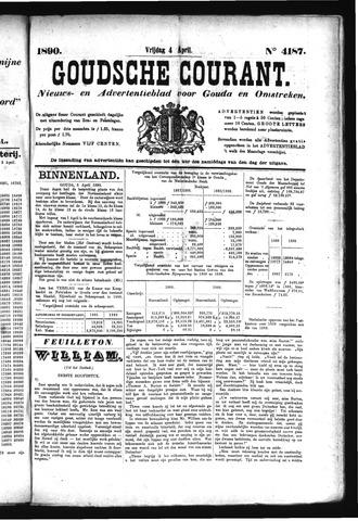 Goudsche Courant 1890-04-04