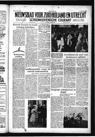 Schoonhovensche Courant 1955-06-24