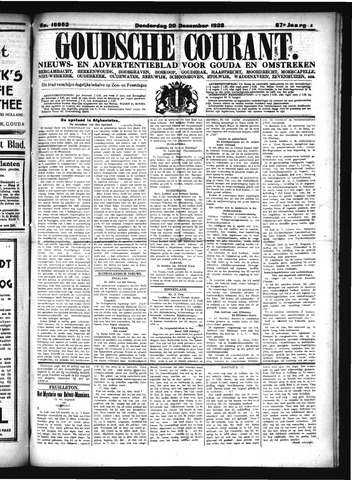 Goudsche Courant 1928-12-20