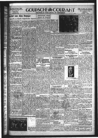 Goudsche Courant 1943-09-27