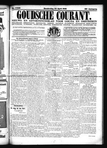 Goudsche Courant 1930-04-24