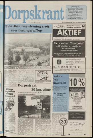 Dorpskrant 1991-09-18