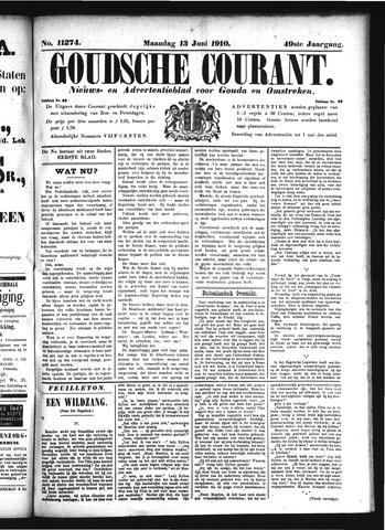 Goudsche Courant 1910-06-13