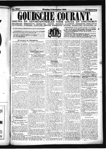 Goudsche Courant 1932-11-08