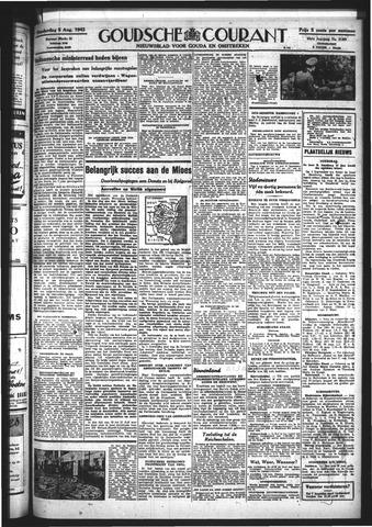 Goudsche Courant 1943-08-05