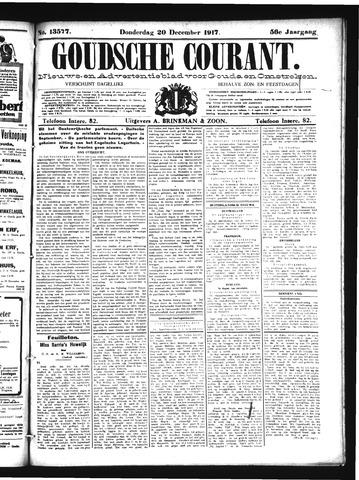 Goudsche Courant 1917-12-20