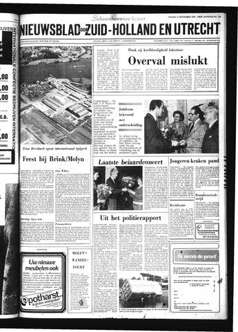 Schoonhovensche Courant 1978-09-15
