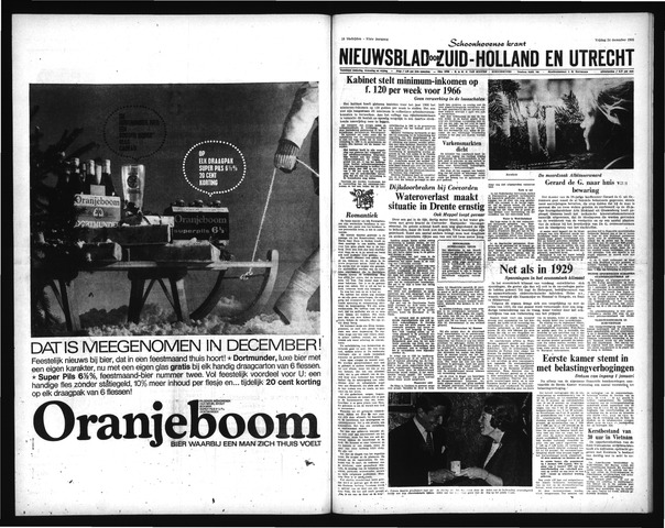 Schoonhovensche Courant 1965-12-24