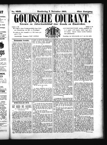 Goudsche Courant 1901-11-07