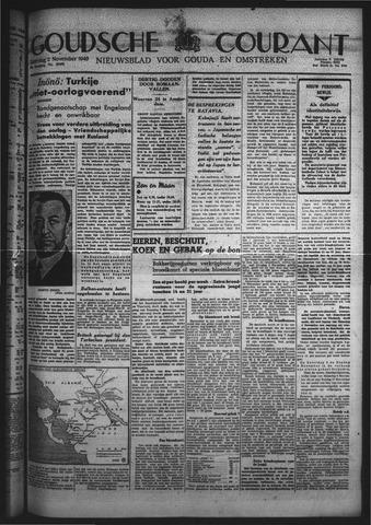 Goudsche Courant 1940-11-02