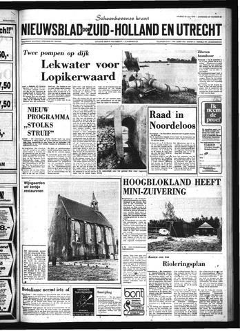 Schoonhovensche Courant 1976-07-23