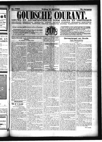 Goudsche Courant 1931-04-24