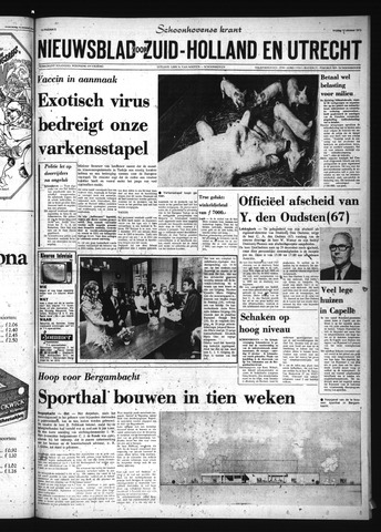 Schoonhovensche Courant 1973-10-12