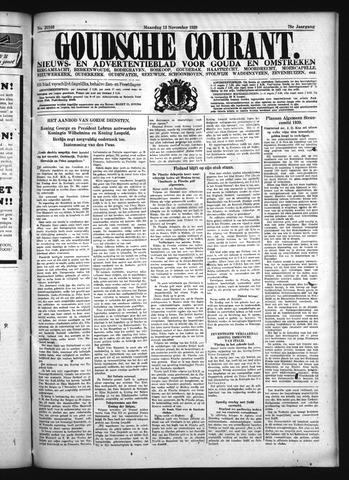 Goudsche Courant 1939-11-13