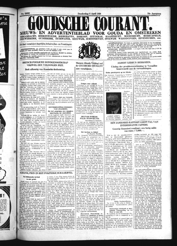 Goudsche Courant 1939-04-06