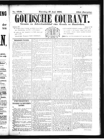 Goudsche Courant 1905-06-17
