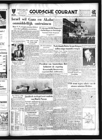 Goudsche Courant 1957-03-02