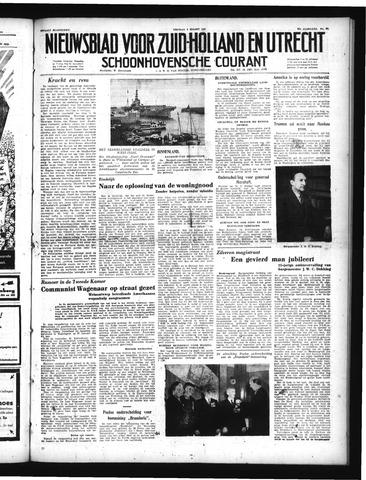 Schoonhovensche Courant 1950-03-03
