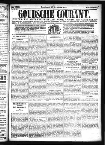 Goudsche Courant 1922-08-17