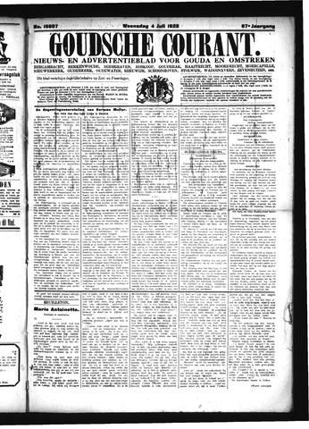 Goudsche Courant 1928-07-04