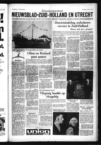 Schoonhovensche Courant 1969-10-08