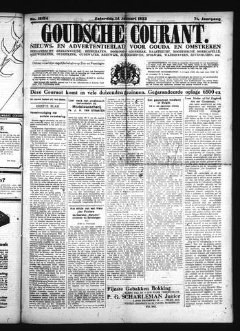 Goudsche Courant 1933-01-14