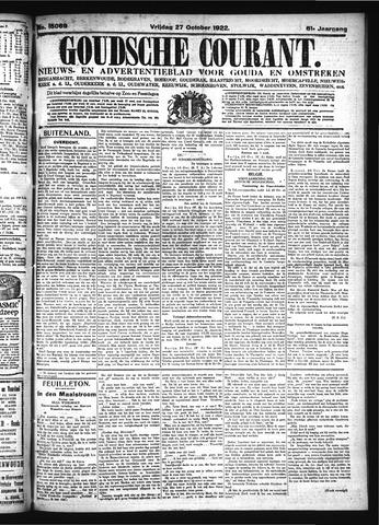 Goudsche Courant 1922-10-27