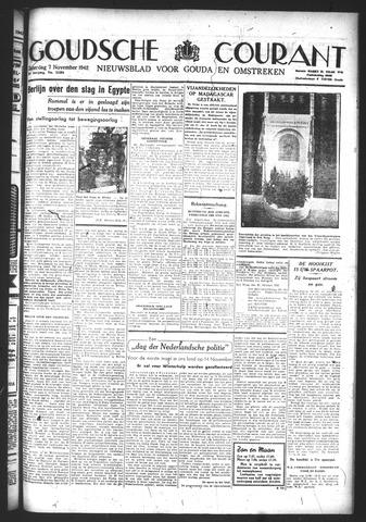 Goudsche Courant 1942-11-07