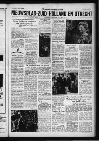 Schoonhovensche Courant 1961-03-08
