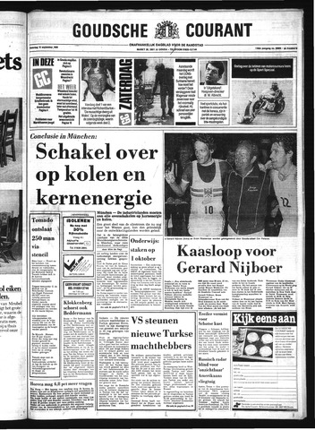 Goudsche Courant 1980-09-13
