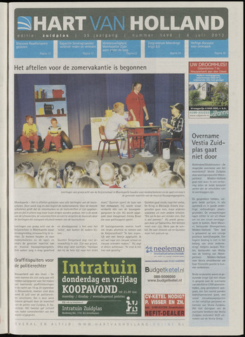 Hart van Holland - Editie Zuidplas 2012-07-04