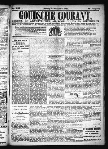 Goudsche Courant 1922-12-23