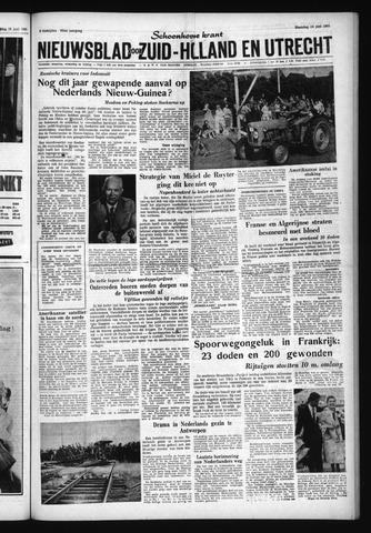 Schoonhovensche Courant 1961-06-19