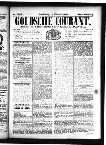 Goudsche Courant 1903-02-12