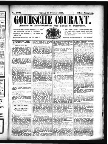 Goudsche Courant 1895-10-18