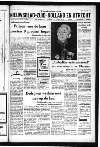 Schoonhovensche Courant 1972-02-25