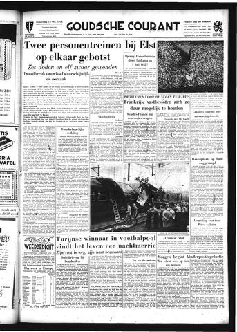 Goudsche Courant 1954-10-14