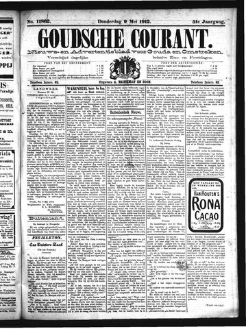 Goudsche Courant 1912-05-09