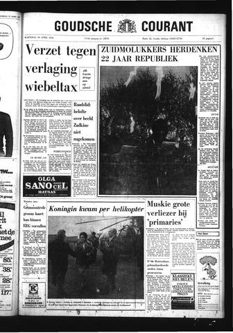Goudsche Courant 1972-04-26