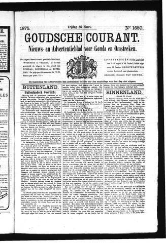 Goudsche Courant 1875-03-26