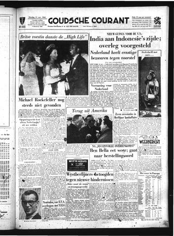 Goudsche Courant 1961-11-21