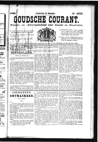 Goudsche Courant 1891-12-24