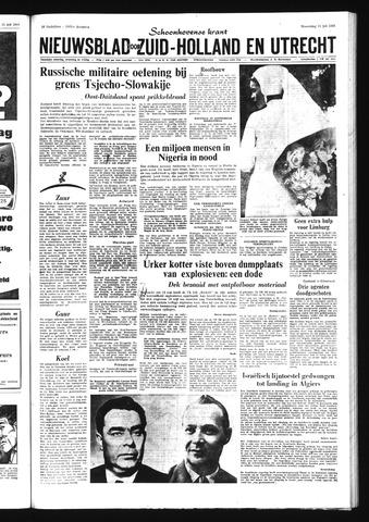 Schoonhovensche Courant 1968-07-24
